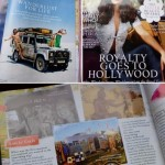 Our Wanderlust for Life in Tatler!