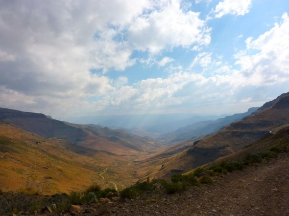 At once powerful and gentle, Lesotho.