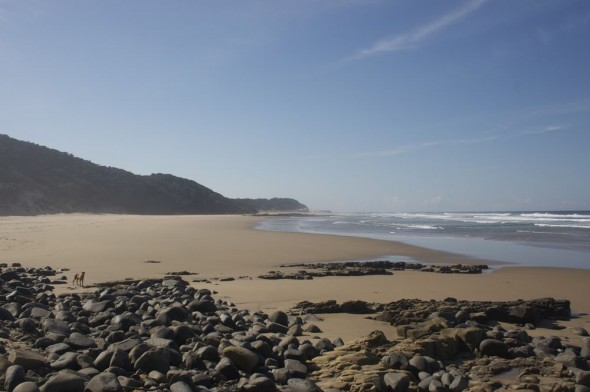 Cebe beach.