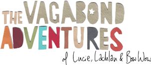 The Vagabond Adventures of Lucie, Lachlan & Bow Wow