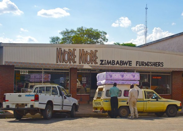 Nyore Nyore Zimbabwe Furnishers, Rusape, Zimbabwe.