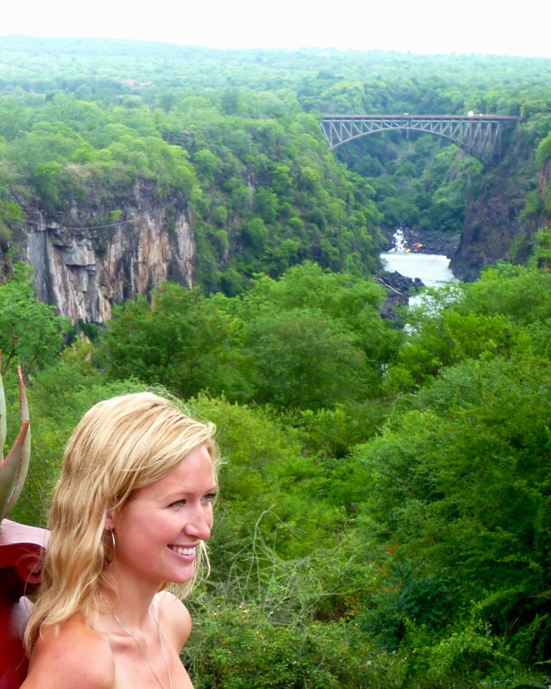 The Victoria Falls Zimbabwe The Vagabond Adventures Of