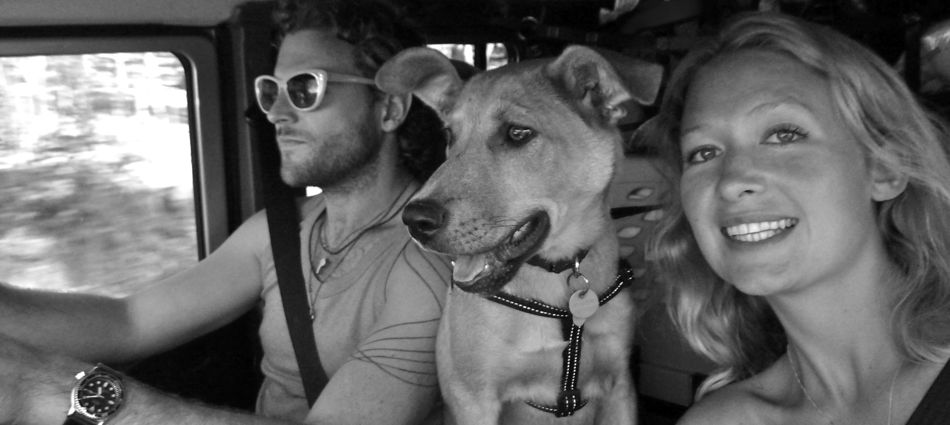 The Vagabond Adventures of Lucie, Lachlan & Bow Wow: slideshow photograph 2