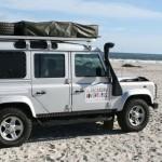 (Not) For Sale: Land Rover Defender 110 Including Complete Overland Kit