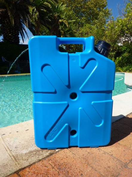 Life Saver Jerry Can super clean water the best