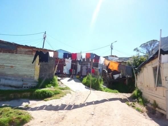 Imizamo Yethu, Hout Bay, Cape Town, South Africa